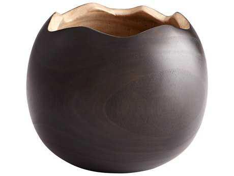 Cyan Design Bol Noir Black Small Vase