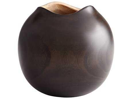 Cyan Design Sombra Black Small Vase