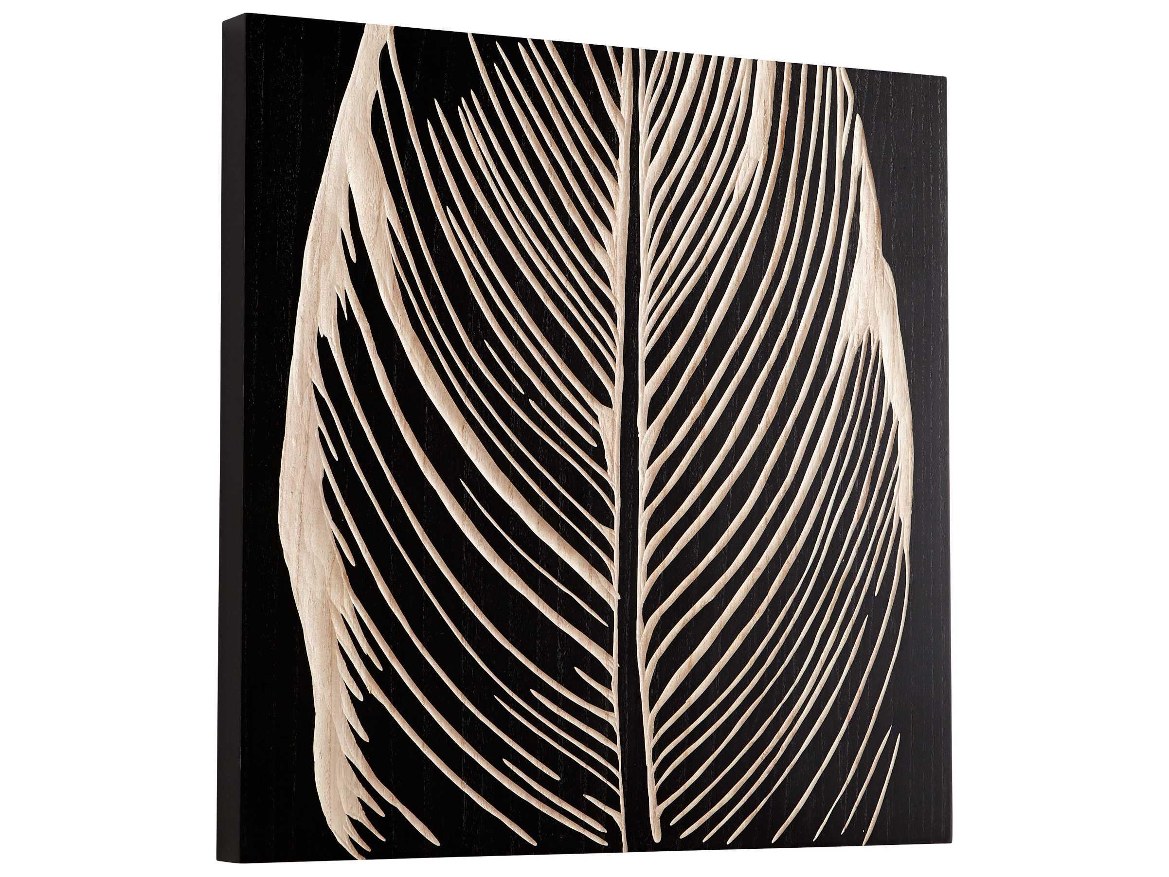 Cyan Design Pompano Black Wall Decor C307515