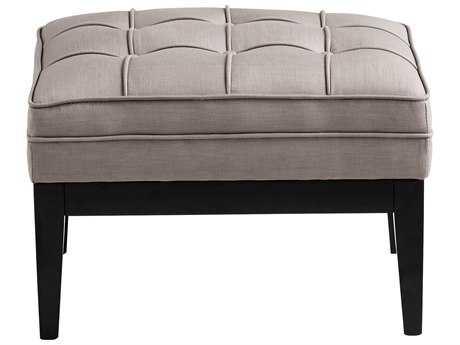 Cyan Design A Leg Grey Ottoman