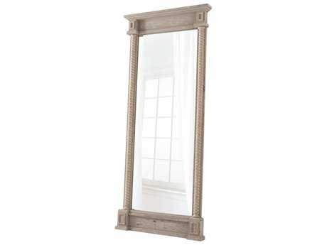 Cyan Design Brunswick Weathered Grey 33.5''W x 79''H Rectangular Floor Mirror