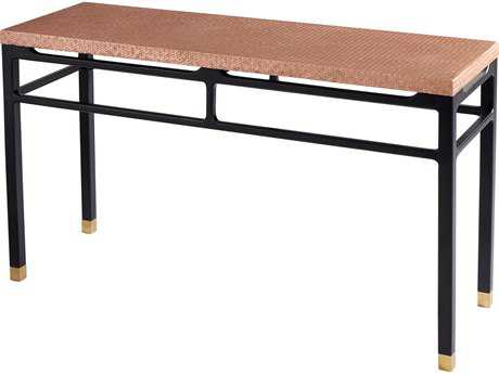 Cyan Design Kudos Copper 60''L x 20''W Rectangular Console Table