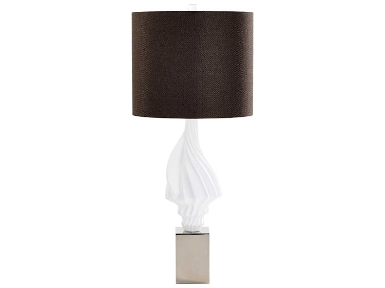 Cyan design vestfold white buffet lamp