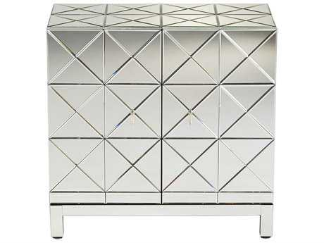 Cyan Design Adonis Clear Accent Cabinet