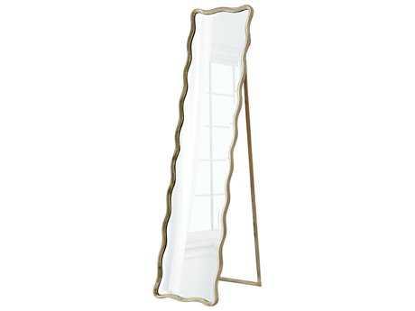 Cyan Design San Marco Silver 14''W x 60''H Rectangular Floor Mirror