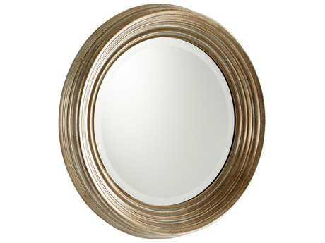 Cyan Design Marcy Silver 20'' Wide Round Wall Mirror