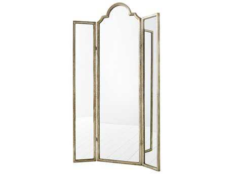 Cyan Design Percy Silver 44.5''W x 75''H Floor Mirror