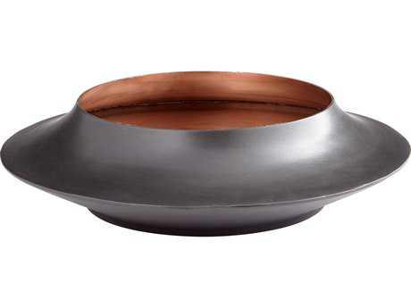 Cyan Design Pioneering Vintage Iron & Copper Bowl