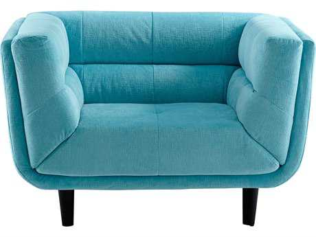 Cyan Design Voyager Blue Club Chair