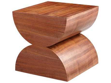 Cyan Design Werner Oak 24'' Wide Square End Table