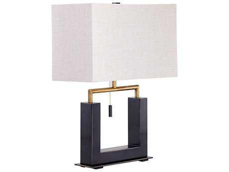 Cyan Design Aspro Bronze & Black Incandescent Table Lamp