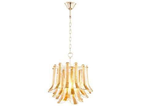 Cyan Design Camilla Gold 17'' Wide Pendant Light