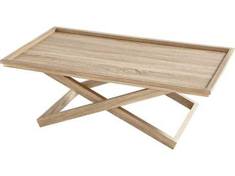 Cyan Design Savannah Oak 44''L x 24''W Rectangular Coffee Table