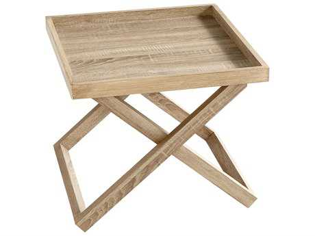Cyan Design Savannah Oak 21'' Wide Square End Table