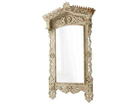 Cyan Design Chanda Ancient Gold 43''W x 71''H Floor Mirror