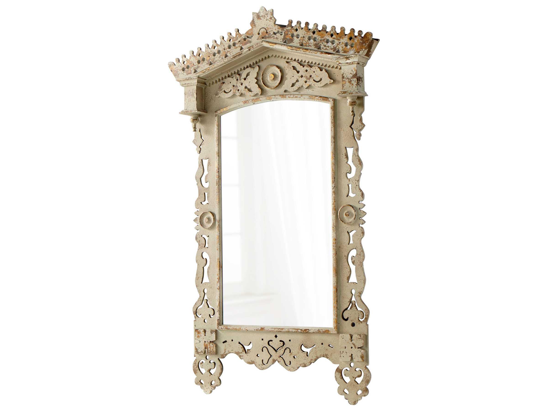 Cyan Design Chanda Ancient Gold 43 W X 71 H Floor Mirror