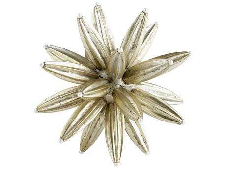 Cyan Design Silver Small Smithstar Sculpture