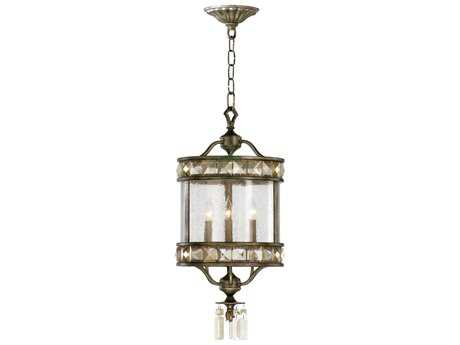 Cyan Design Buckngham St. Regis Bronze Three-Light 12 Wide Chandelier