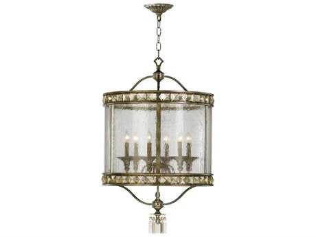 Cyan Design Buckngham St. Regis Bronze Six-Light 23 Wide Chandelier