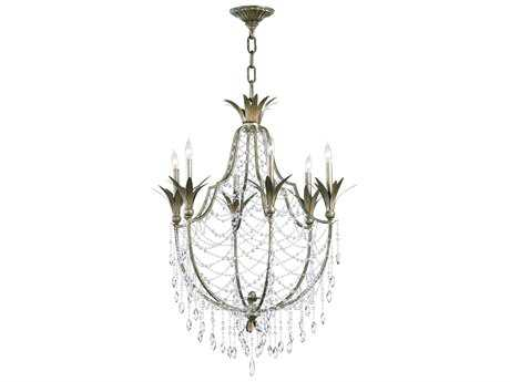 Cyan Design Luciana St. Regis Bronze Six-Light 30 Wide Chandelier