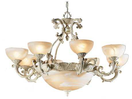 Classic Lighting Corporation Montego Bay Sorrento 12-Light 38'' Wide Chandelier