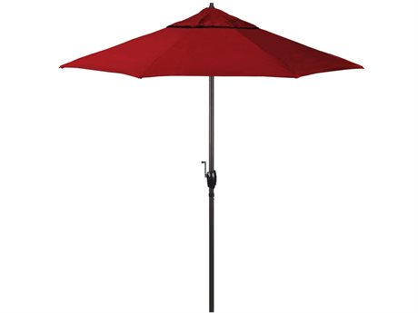 California Umbrella Casa Series 7.5' Octagon Aluminum Umbrella CAATA758