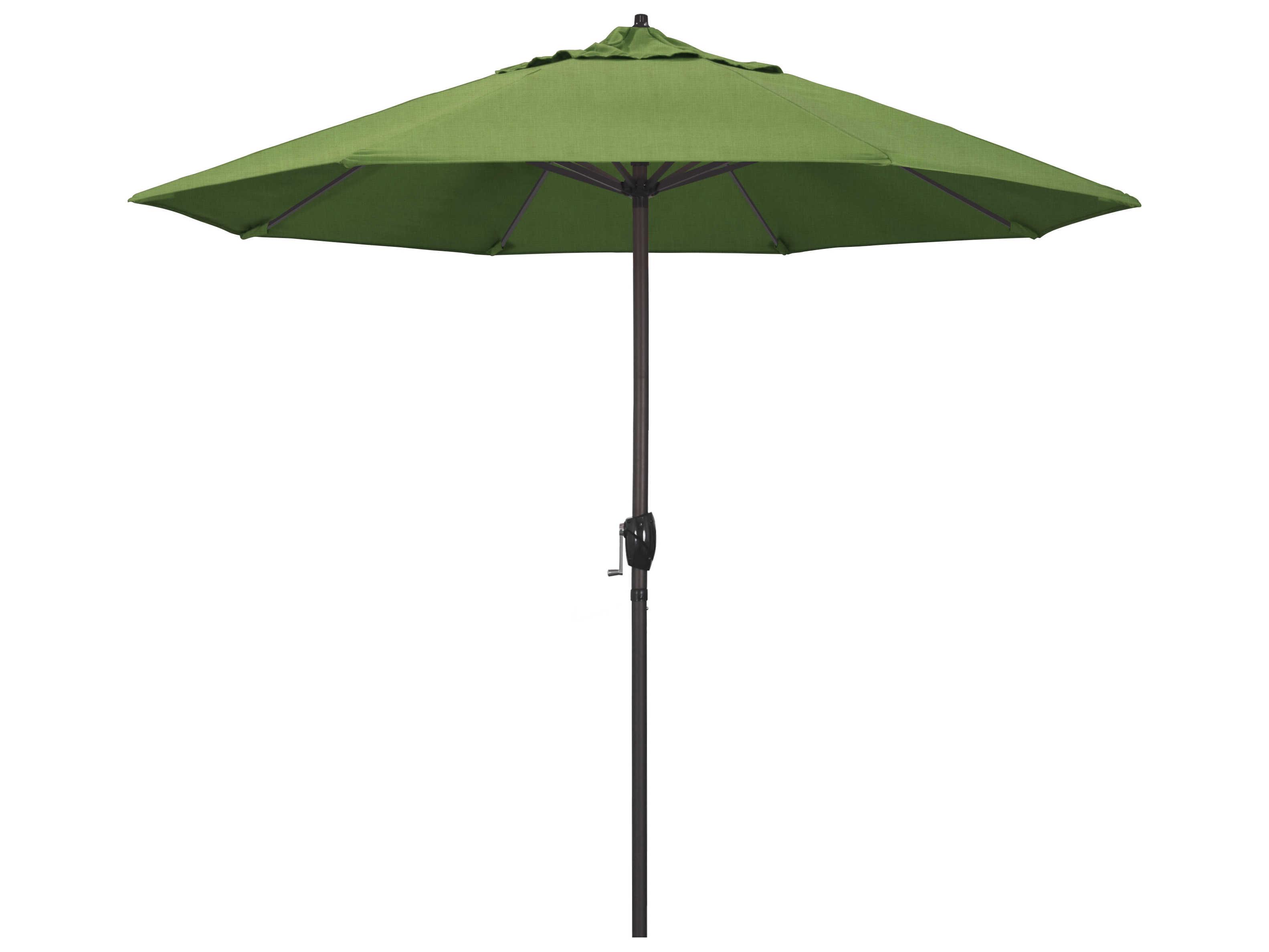 California Umbrella Casa Series 9 Foot Octagon Market Aluminum
