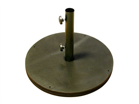 California Umbrella 95 Pound Cast Iron Umbrella Base