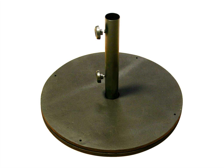 California Umbrella 95 Pound Cast Iron Umbrella Base