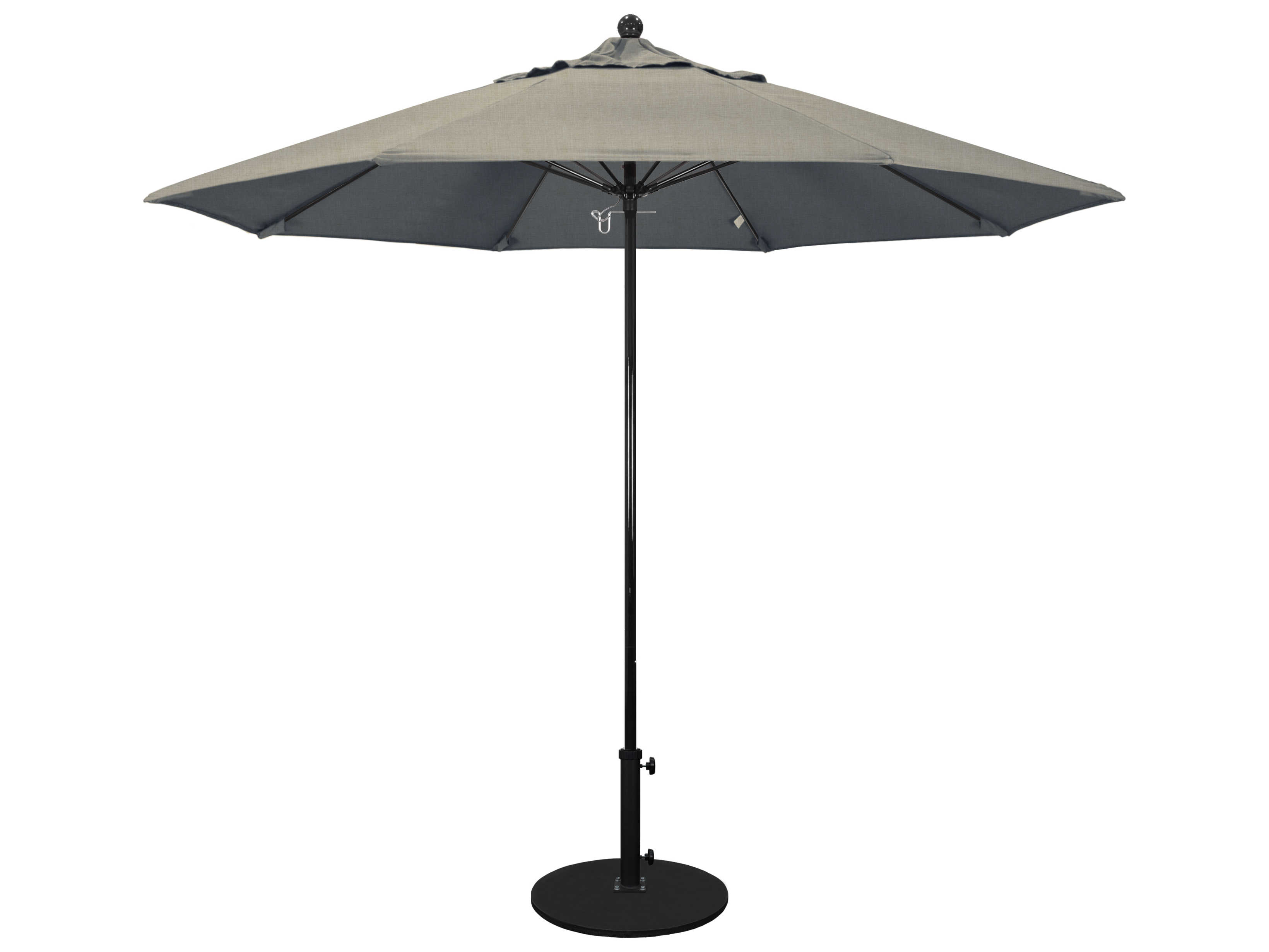 California Umbrella Oceanside Series 9 Foot Octagon Market