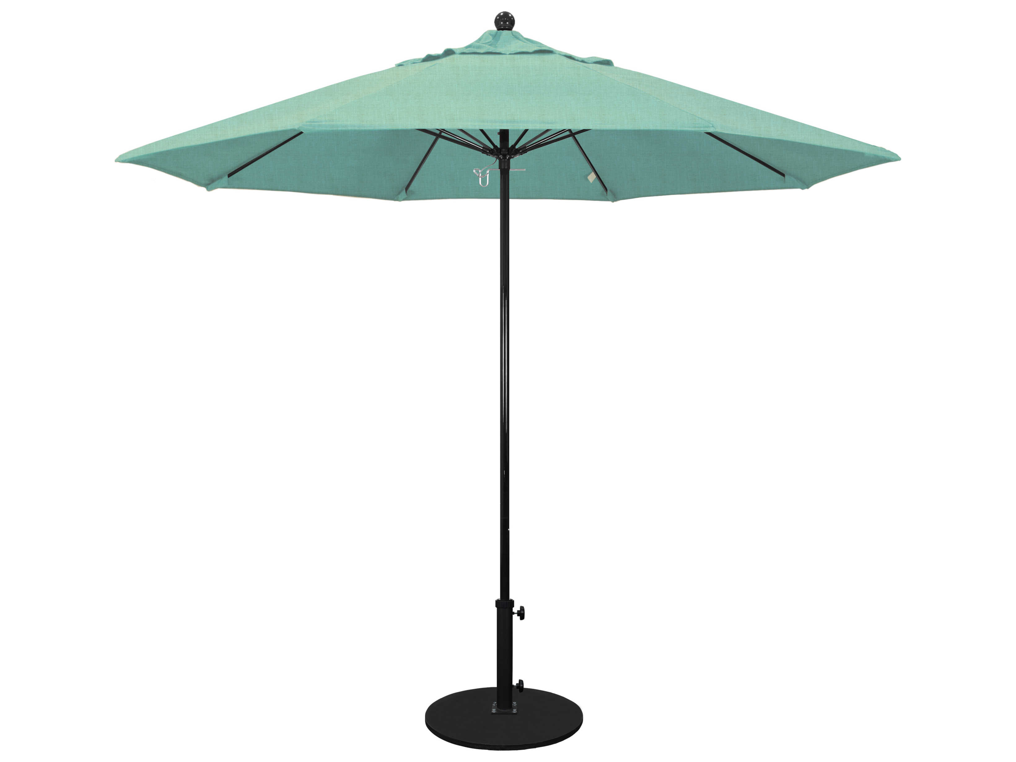 California Umbrella Oceanside Series 9 Foot Octagon Market