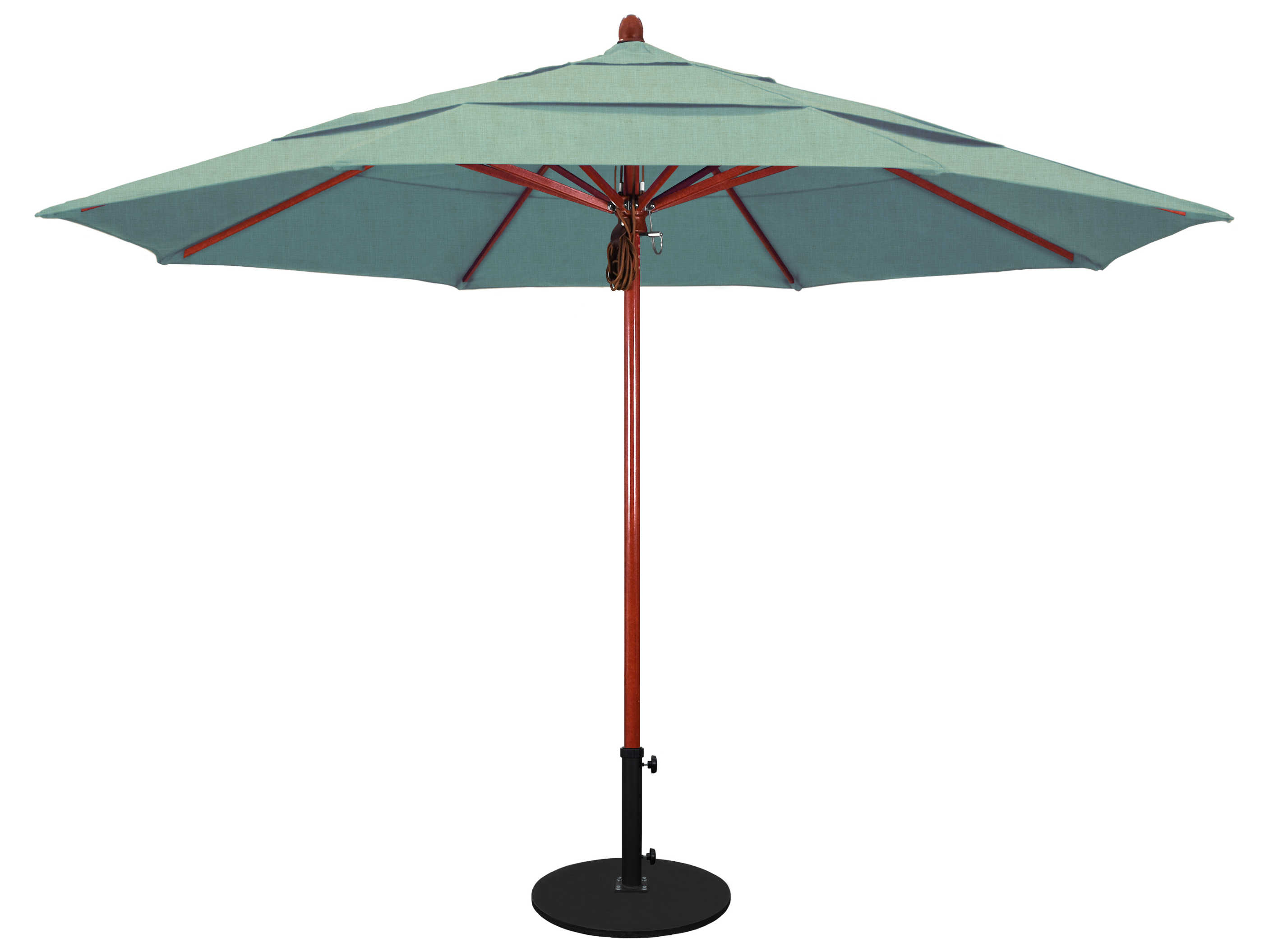 California Umbrella Sierra Series 11 Foot Octagon Market