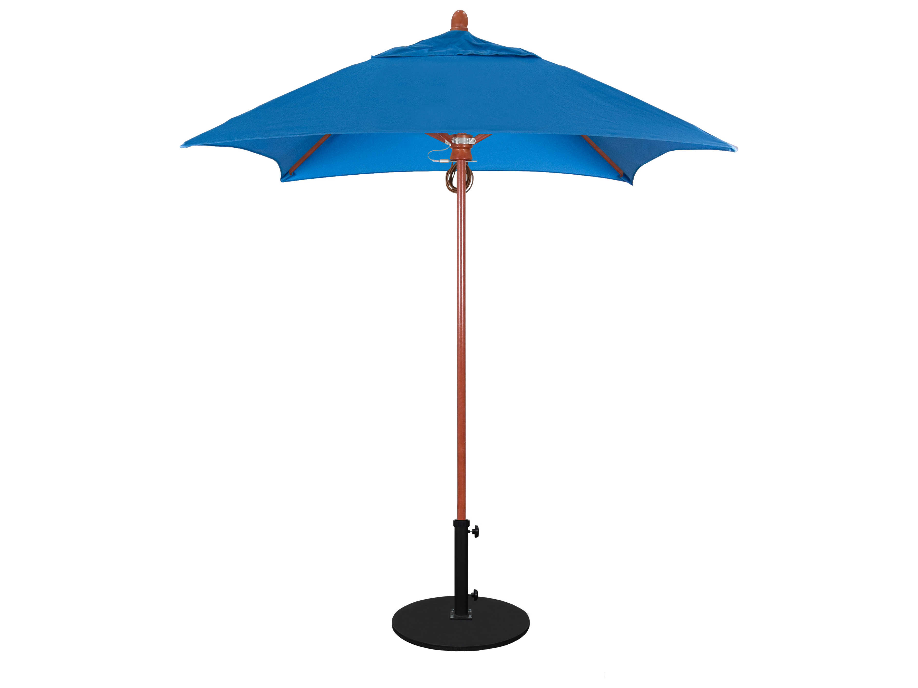 California Umbrella Sierra Series 6 Foot Square Market