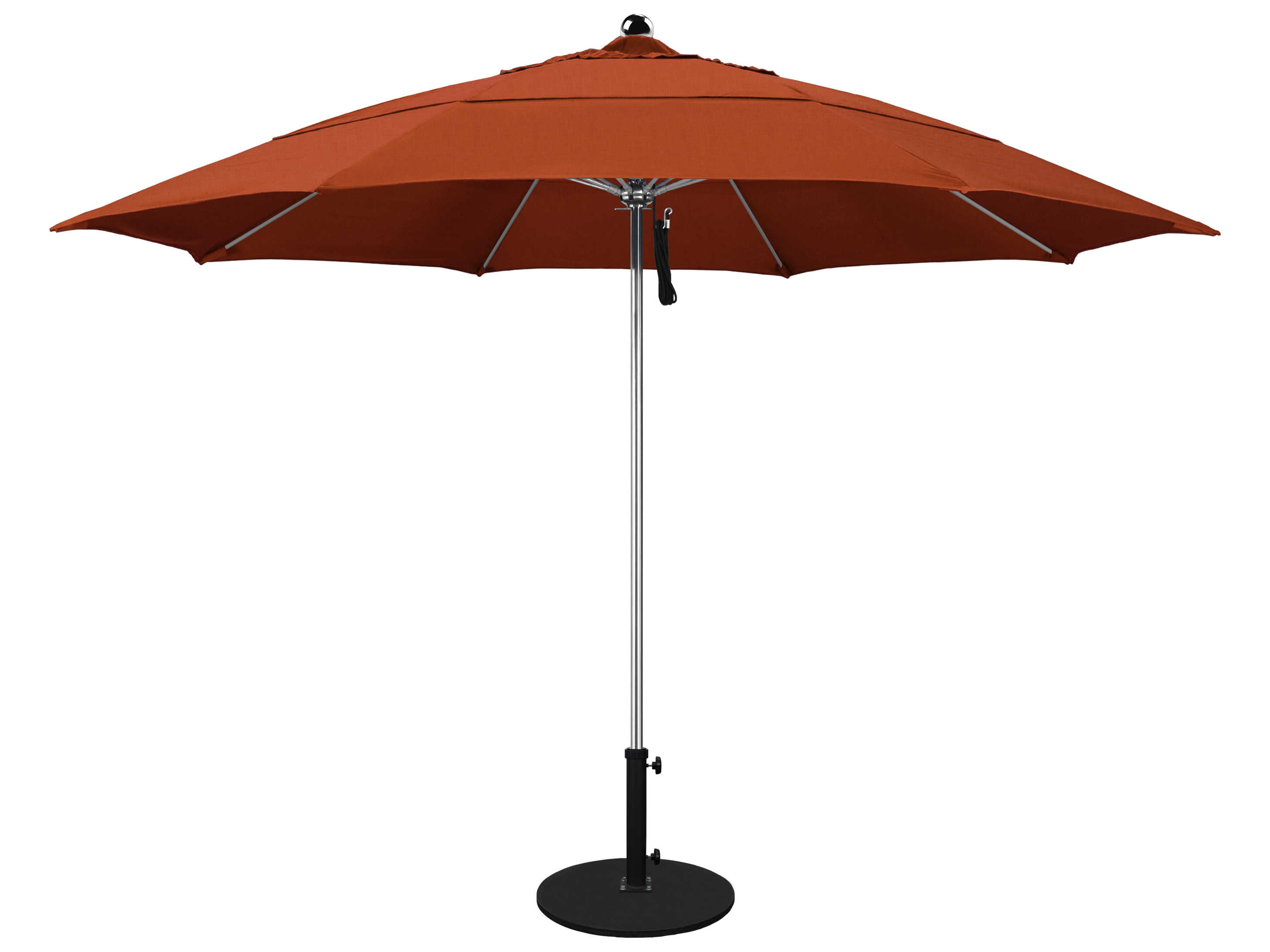 California Umbrella Allure Series 11 Foot Octagon Market