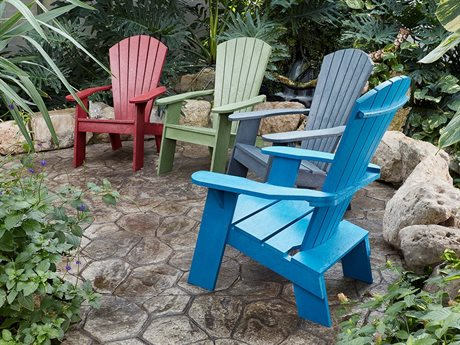 Captiva Casual Recycled Plastic Lounge Set CAPCAPLNGSET