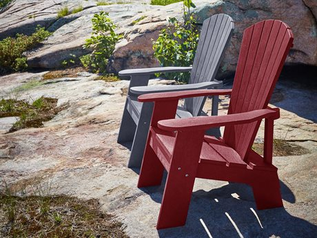 Captiva Casual Recycled Plastic Adirondack Set PatioLiving