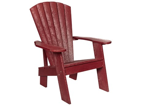 Captiva Casual Recycled Plastic Adirondack Chair PatioLiving