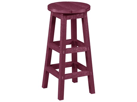 Captiva Casual Recycled Plastic Bar Stool PatioLiving