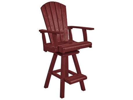 Captiva Casual Recycled Plastic Bar Chair