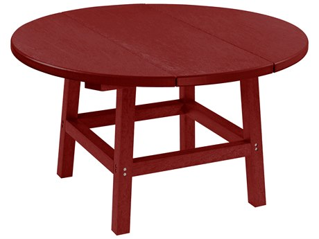 Captiva Casual 32 Round Table Top with 17 Cocktail Table Legs