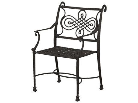 Cast Classics Monte Cristo Cast Aluminum Dining Chair (Sold in 2) PatioLiving
