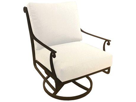 Cast Classics Monte Cristo Xl Aluminum Cushion Lounge Chair PatioLiving