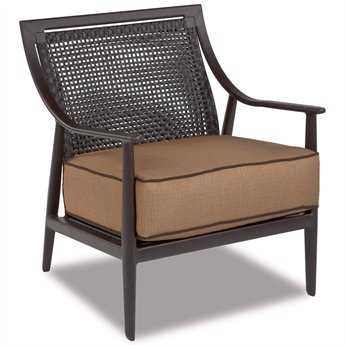 Cast Classics Sutton Cast Aluminum Cushion Club Chair