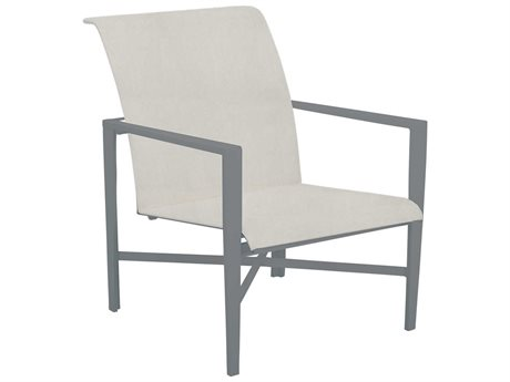 Cast Classics Vector Sling Cast Aluminum Lounge Chair