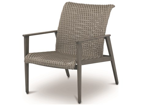 Cast Classics Fortuna Woven Wicker Lounge Chair PatioLiving