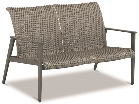 Cast Classics Fortuna Woven Wicker Loveseat PatioLiving