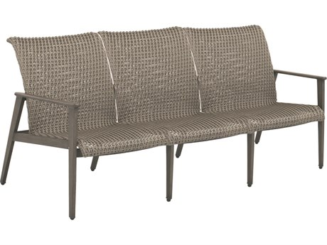 Cast Classics Fortuna Woven Wicker Sofa PatioLiving