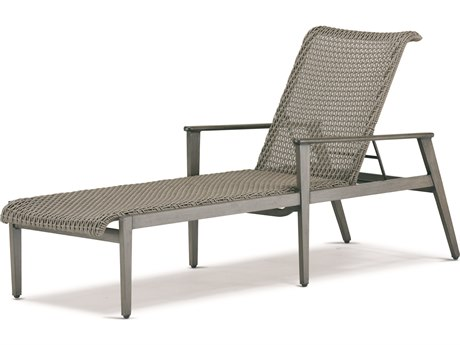 Cast Classics Fortuna Woven Wicker Chaise Lounge PatioLiving