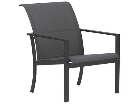 Cast Classics Coronado Sling Cast Aluminum Lounge Chair PatioLiving