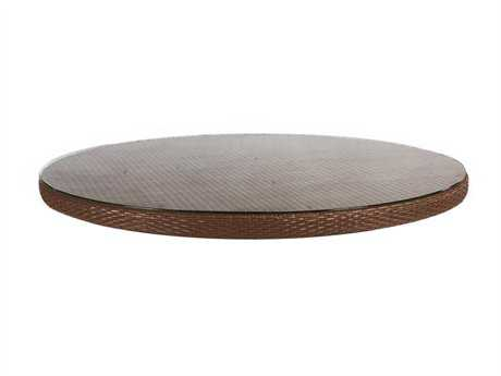 Cast Classics Dorsai Wicker 21 Round Solid Table Top